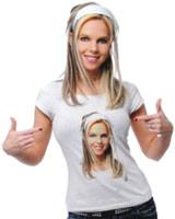 Печать на футболках фотографий