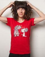 нанесение изображений на футболки шелкография