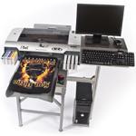 M&R I-Dot Цифровой текстильный принтер