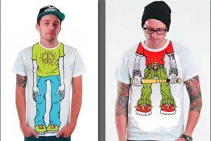 Смешные футболки